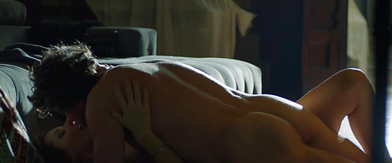 Alessio Boni sexy shirtless scene October 5, 2018, 3pm