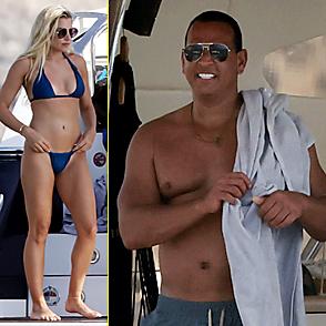 Alex Rodriguez latest sexy shirtless July 31, 2021, 5pm