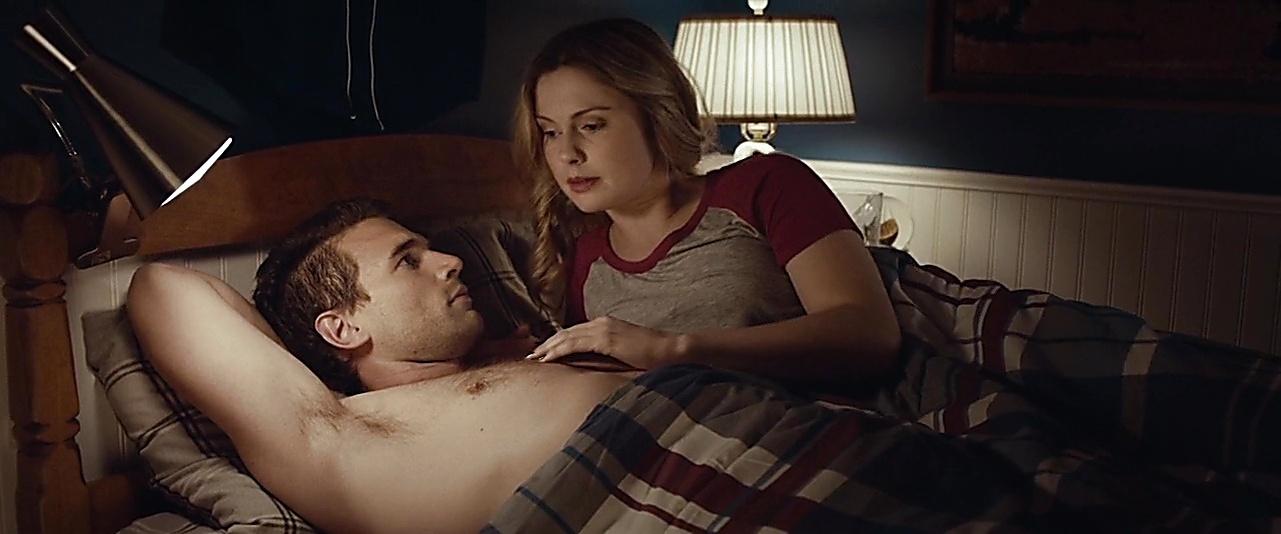Alex Russell sexy shirtless scene December 2, 2018, 10am