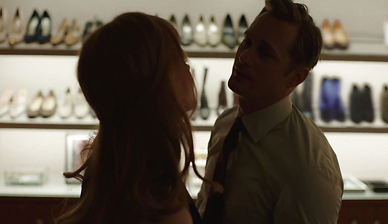 Alexander Skarsgard sexy shirtless scene March 27, 2017, 12pm