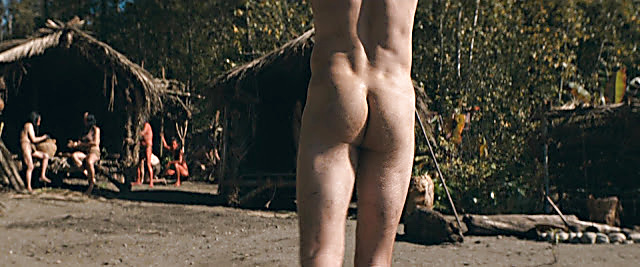 Alexander Skarsgard sexy shirtless scene February 11, 2021, 5am