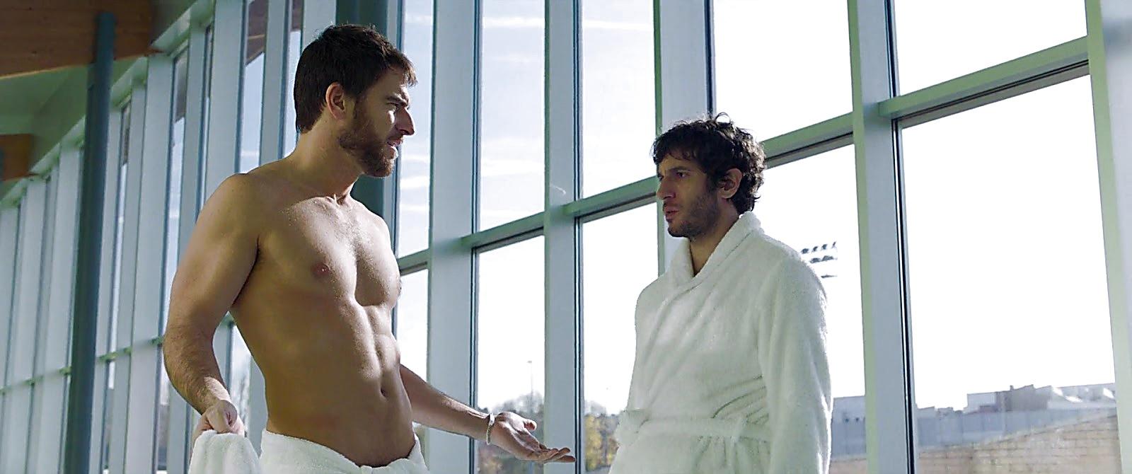 Alfonso Bassave sexy shirtless scene May 18, 2020, 6am