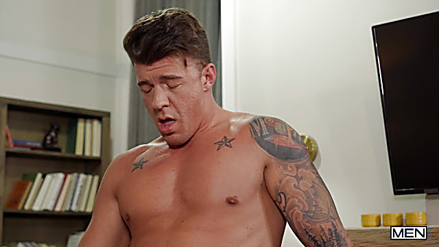 Andy Taylor sexy shirtless scene March 8, 2021, 1pm
