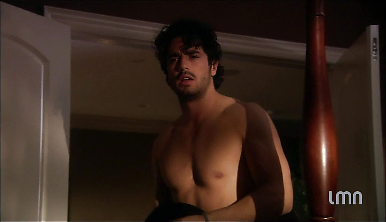 Antonio Cupo sexy shirtless scene January 7, 2018, 1pm