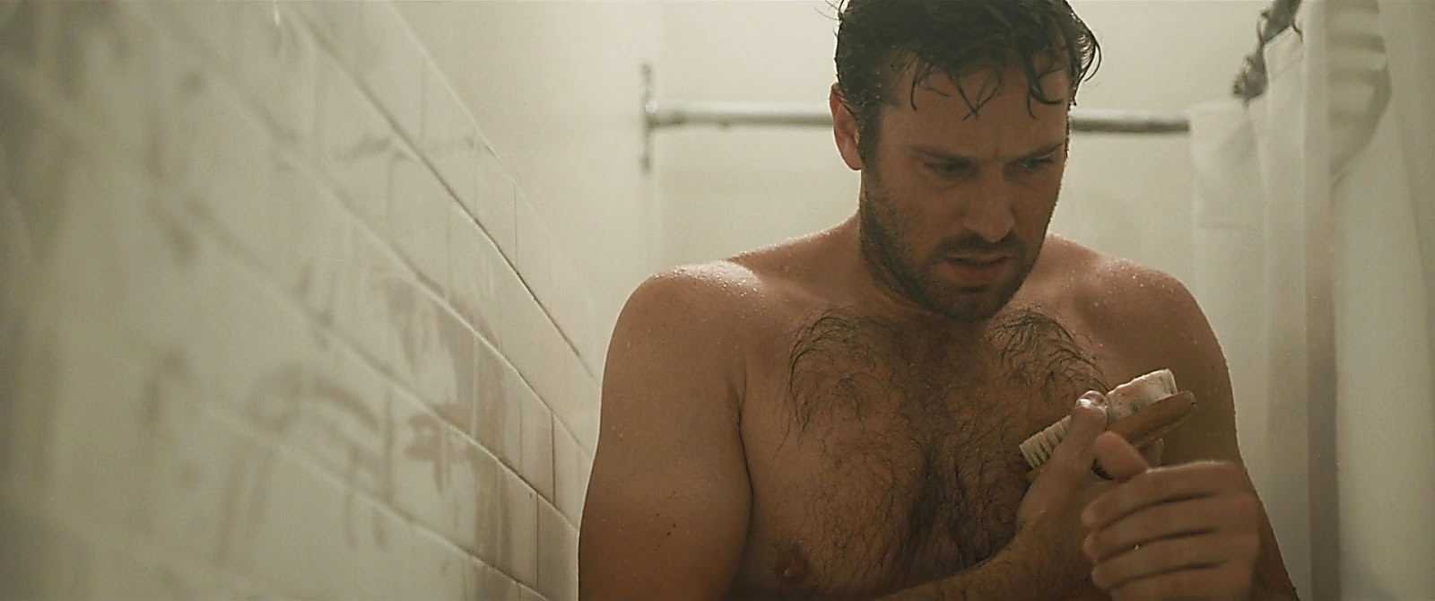 Armie Hammer sexy shirtless scene October 18, 2019, 4pm