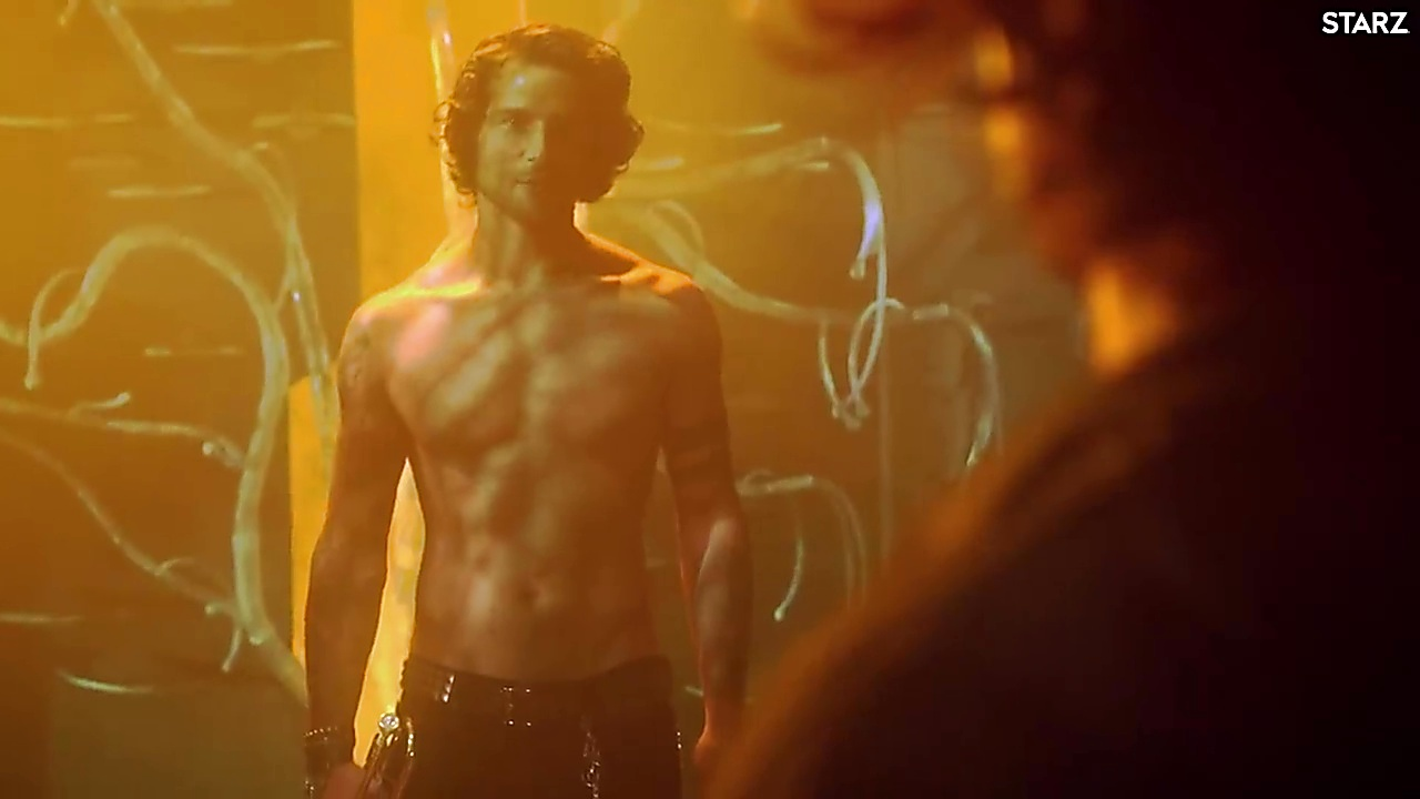 Avan Jogia sexy shirtless scene January 21, 2019, 1pm