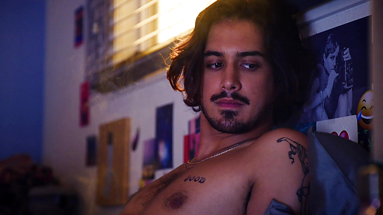 Avan Jogia sexy shirtless scene March 23, 2019, 11am