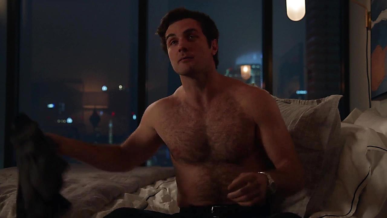 Beau Mirchoff sexy shirtless scene January 16, 2020, 2pm