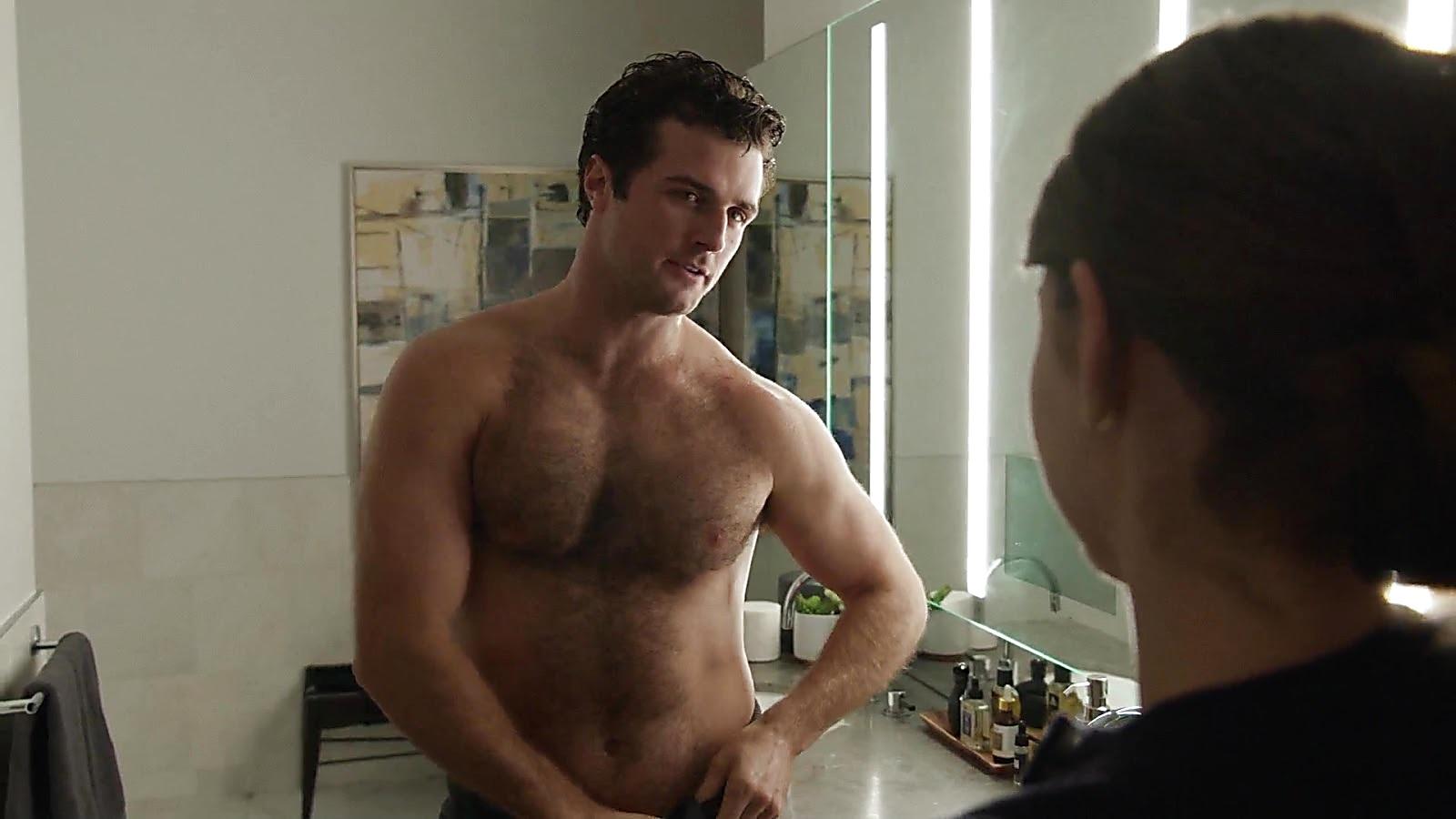 Beau Mirchoff sexy shirtless scene February 27, 2020, 12pm