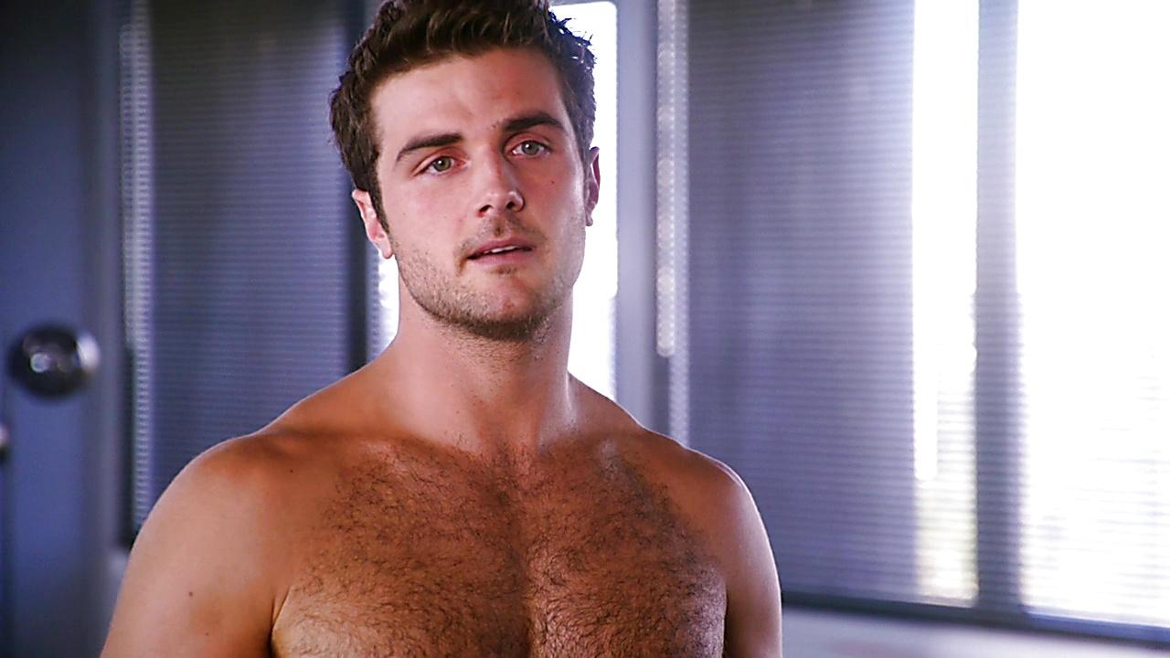 Beau Mirchoff sexy shirtless scene March 24, 2019, 9am