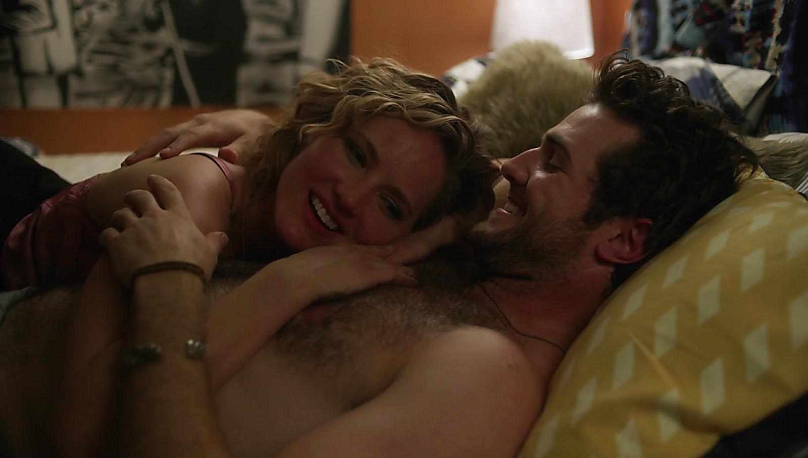 Beau Mirchoff sexy shirtless scene October 10, 2017, 3am