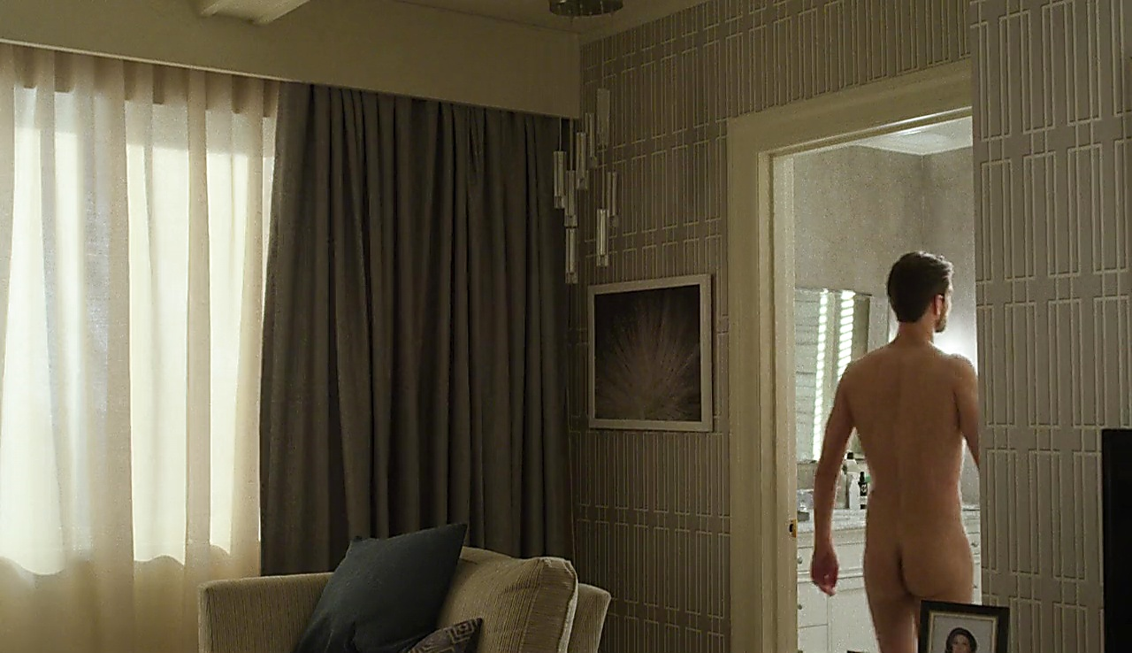Ben Barnes sexy shirtless scene November 17, 2017, 5am