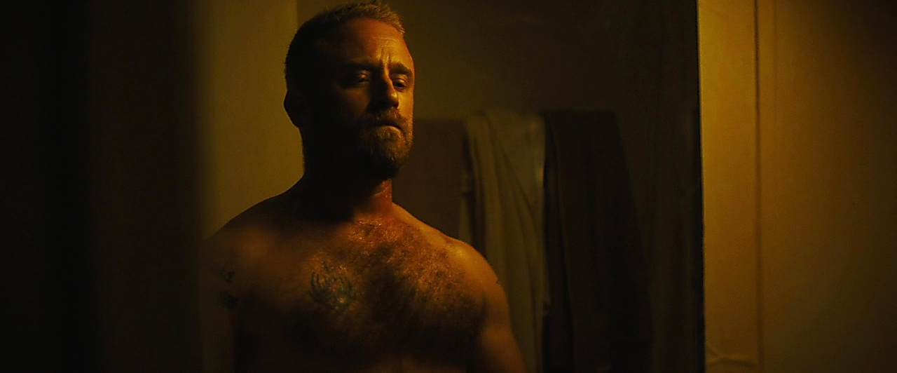 Ben Foster sexy shirtless scene October 19, 2018, 12pm