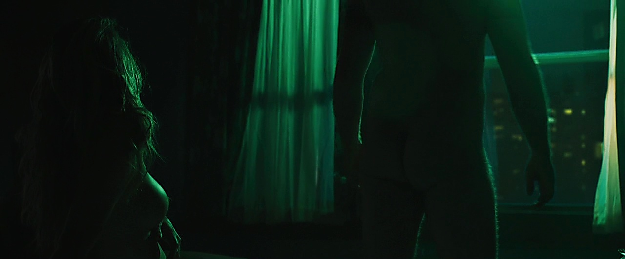 Ben Foster latest sexy shirtless scene October 19, 2018, 12pm