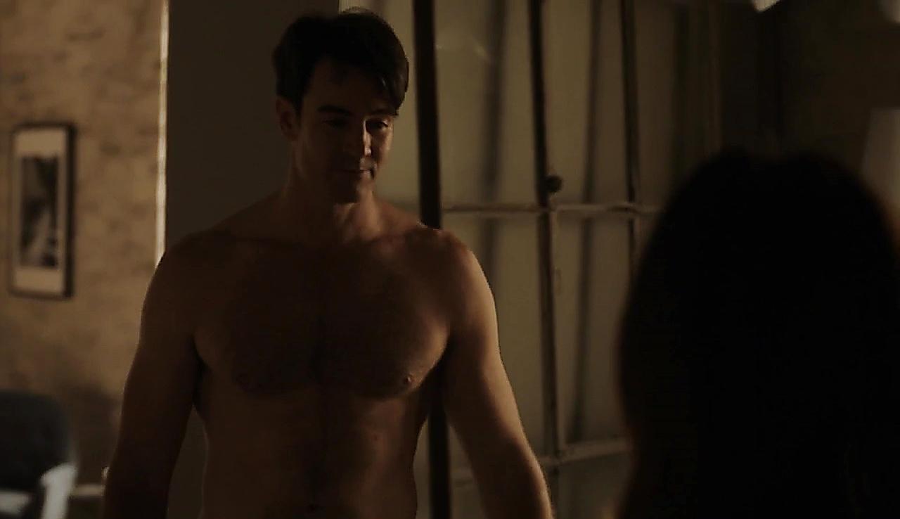 Ben Lawson sexy shirtless scene December 14, 2017, 2pm
