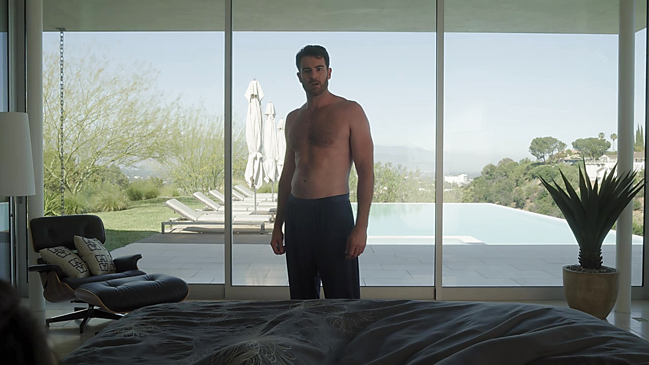 Ben Lawson sexy shirtless scene November 22, 2019, 9am