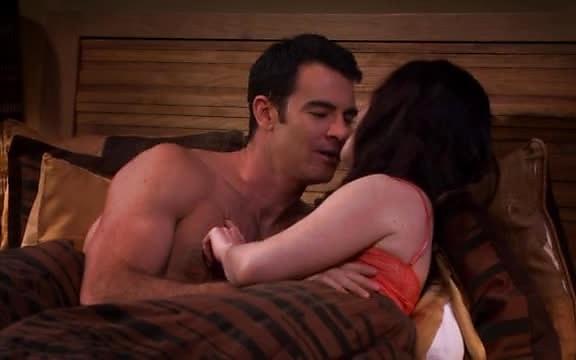 Ben Lawson sexy shirtless scene October 17, 2014, 11pm
