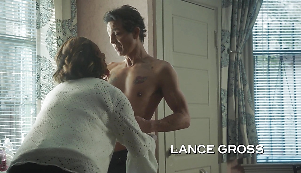 Benjamin Bratt latest sexy shirtless scene May 17, 2018, 11am