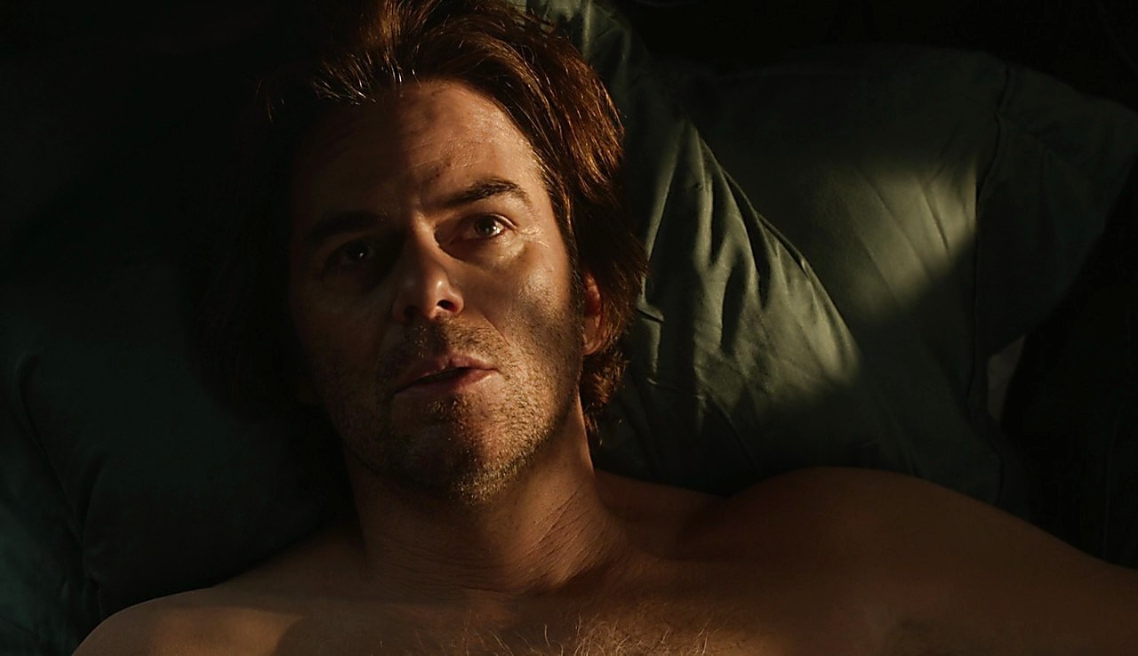 Billy Burke sexy shirtless scene July 1, 2017, 11am
