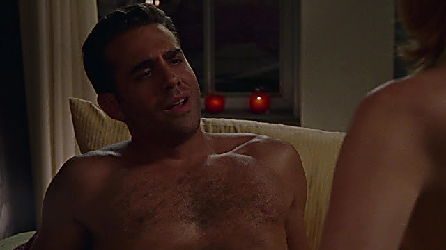 Bobby Cannavale sexy shirtless scene February 17, 2021, 6am