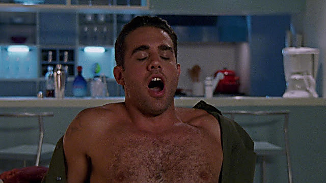Bobby Cannavale sexy shirtless scene February 17, 2021, 6am