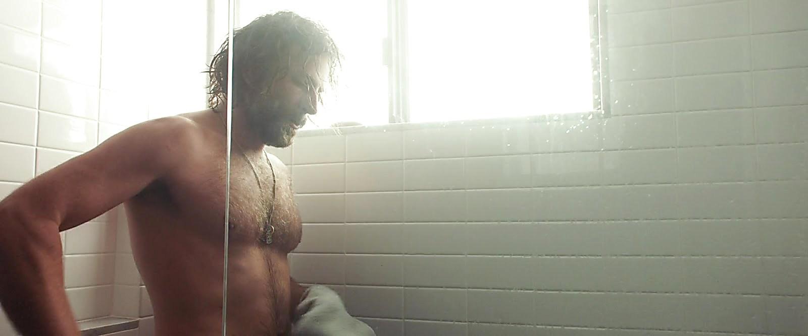 Bradley Cooper sexy shirtless scene January 16, 2019, 5am