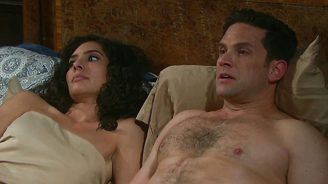 Brandon Barash sexy shirtless scene May 25, 2019, 12pm