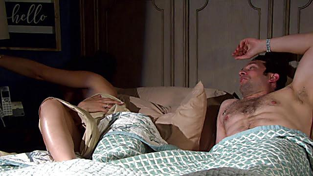 Brandon Barash sexy shirtless scene August 27, 2021, 4am