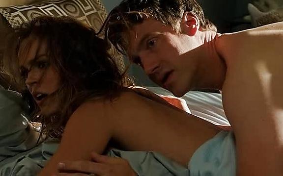Brandon Keener sexy shirtless scene November 28, 2014, 1pm