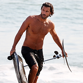 Brody Jenner latest sexy shirtless August 18, 2020, 9pm