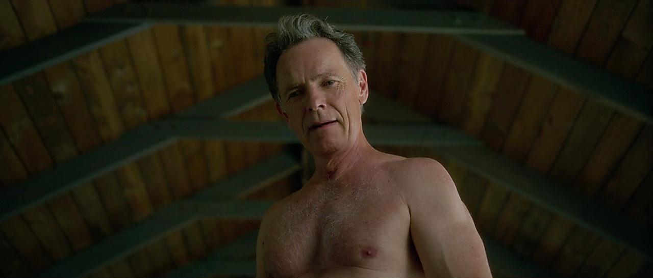 Bruce Greenwood sexy shirtless scene September 30, 2017, 4am