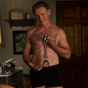 Bruce Greenwood latest sexy shirtless October 3, 2017, 8am
