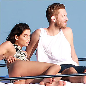 Calvin Harris latest sexy shirtless March 27, 2018, 5pm