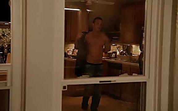 Cam Gigandet sexy shirtless scene July 27, 2014, 8pm