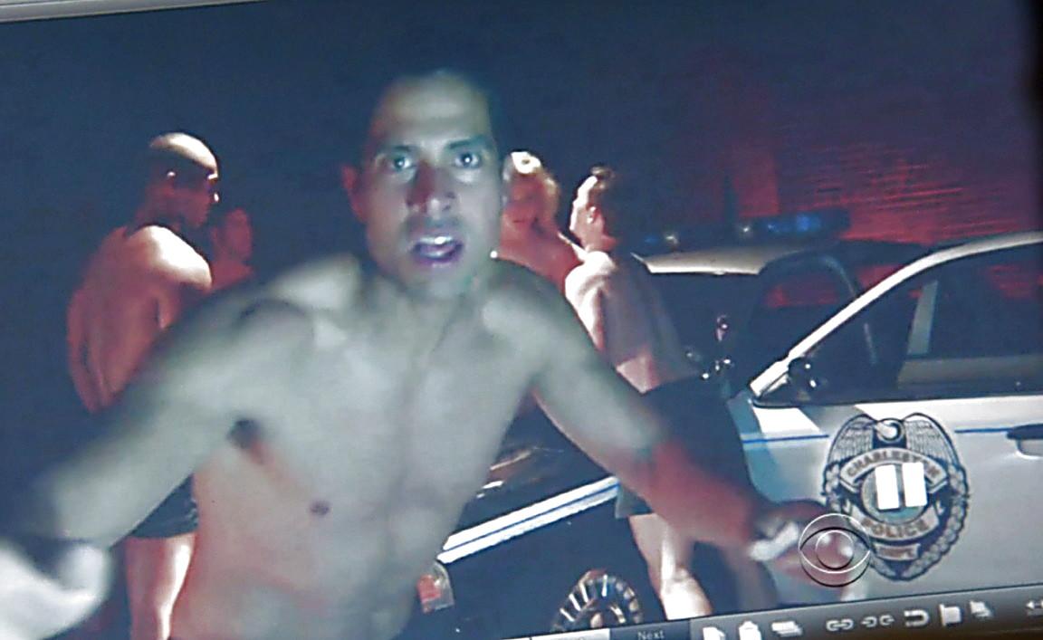 Cam Gigandet sexy shirtless scene June 30, 2014, 2am