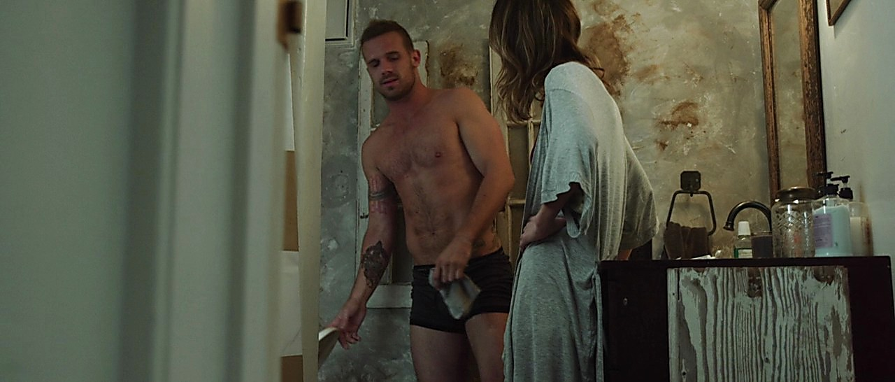 Cam Gigandet sexy shirtless scene May 8, 2017, 9am