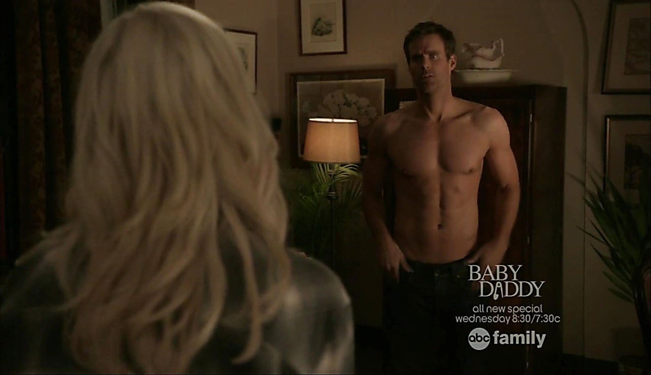 Cameron Mathison latest sexy shirtless scene December 23, 2017, 2pm