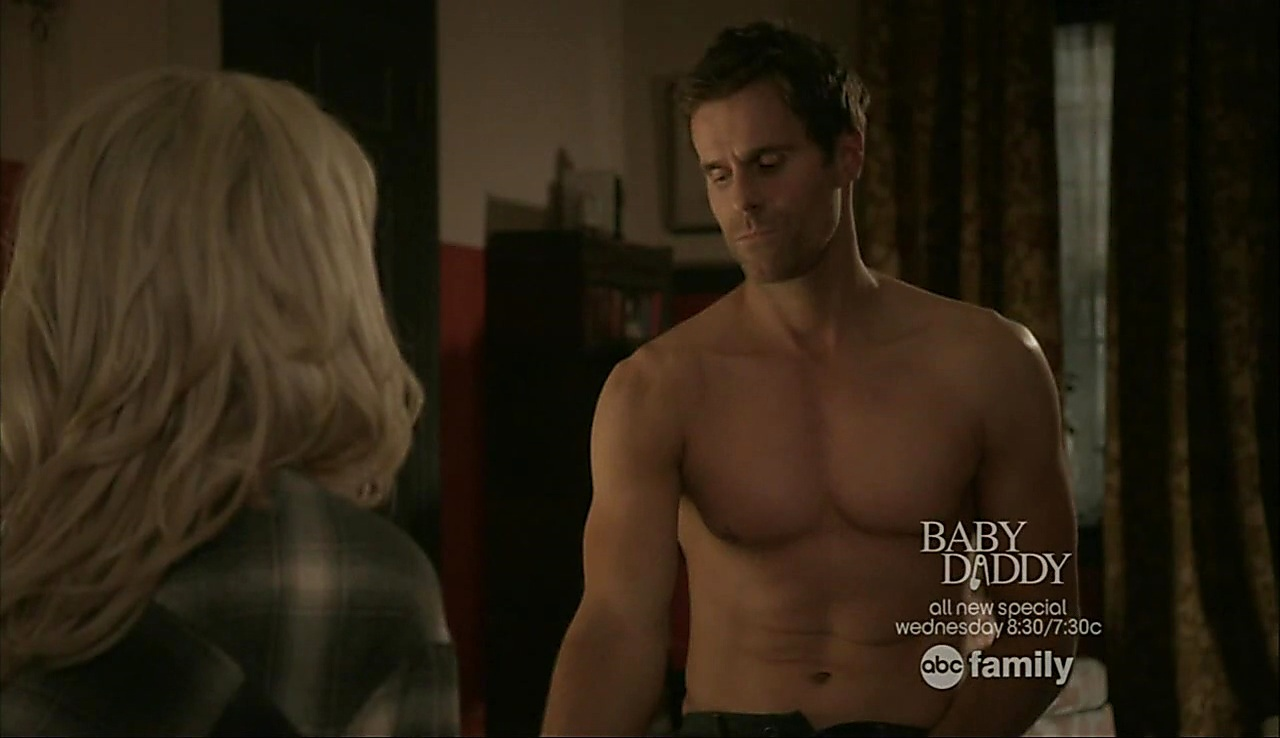 Cameron Mathison sexy shirtless scene December 23, 2017, 2pm