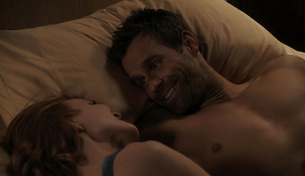 Cameron Mathison sexy shirtless scene August 5, 2017, 1pm