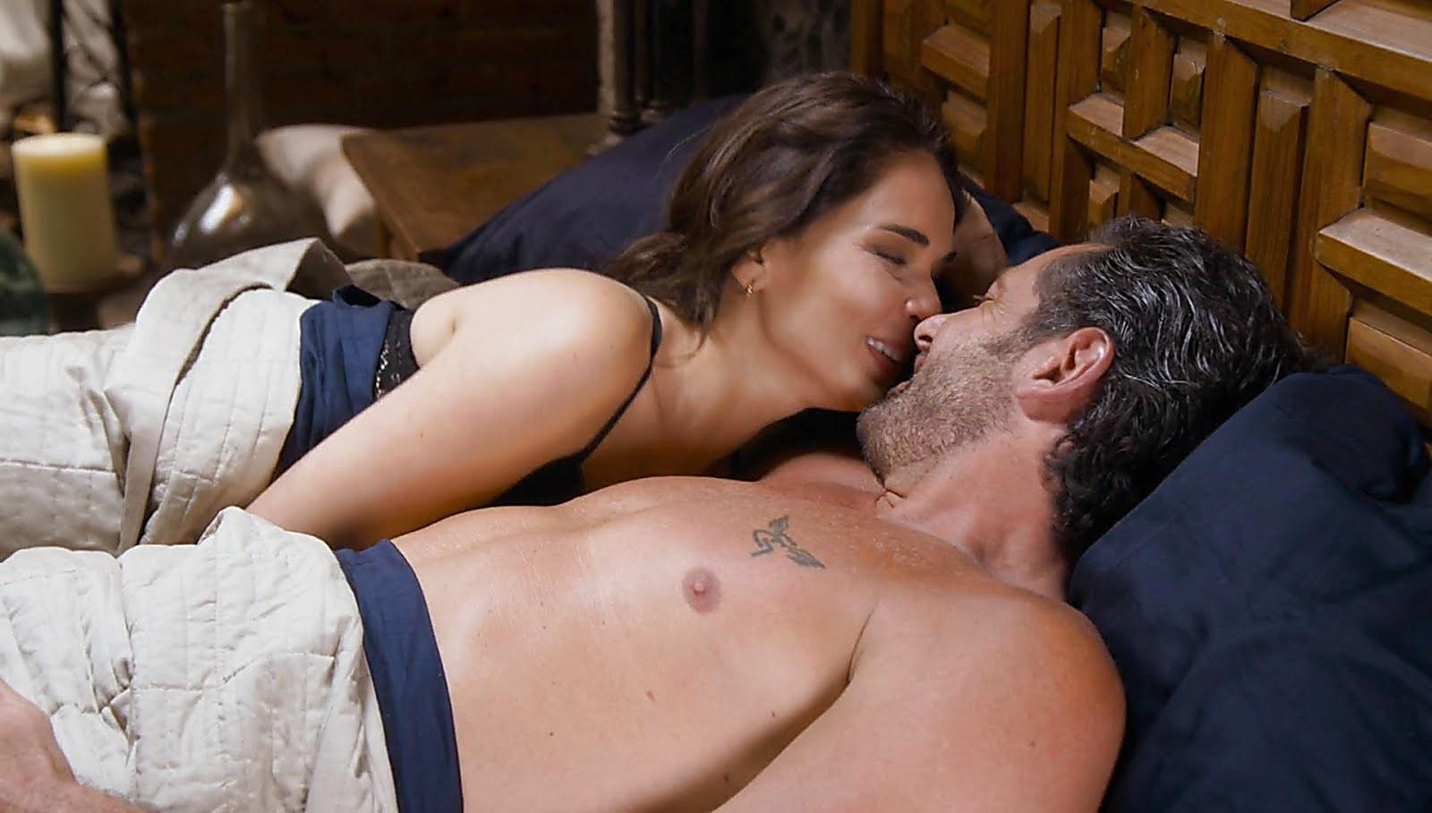 Carlos Ferro sexy shirtless scene November 3, 2017, 3pm