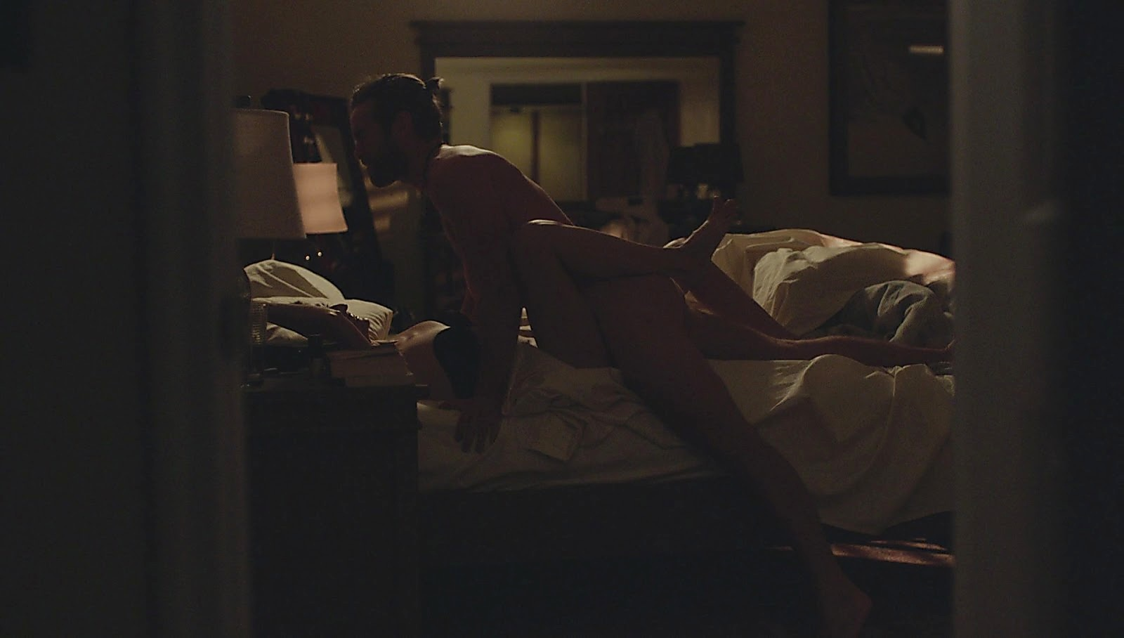 Chace Crawford sexy shirtless scene June 6, 2017, 1pm