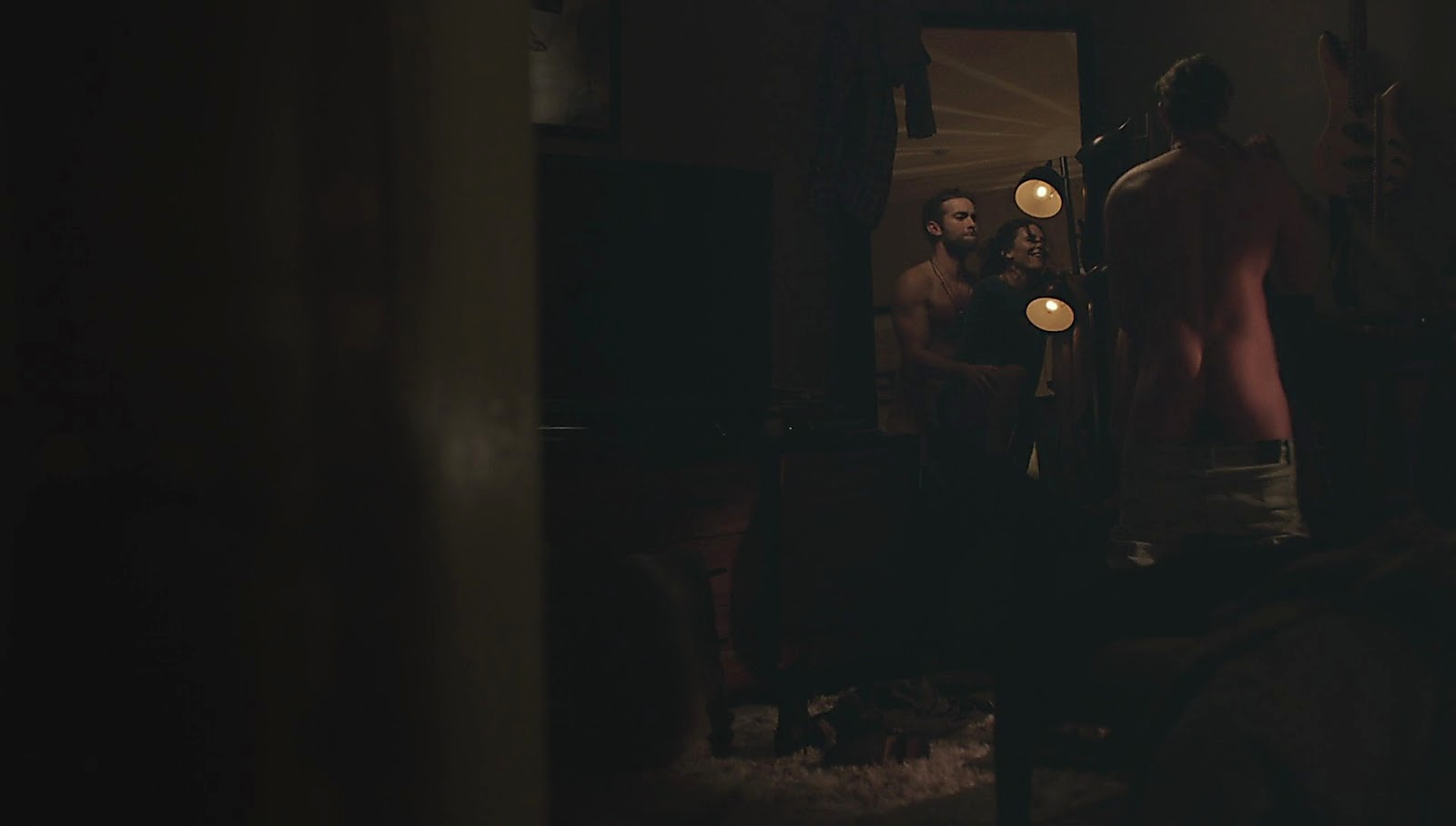 Chace Crawford sexy shirtless scene May 30, 2017, 3am