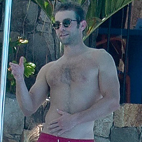 Chace Crawford latest sexy shirtless July 6, 2020, 6pm