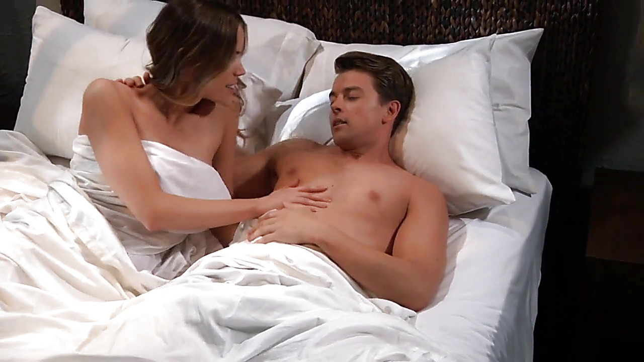 Chad Duell sexy shirtless scene August 4, 2019, 10am