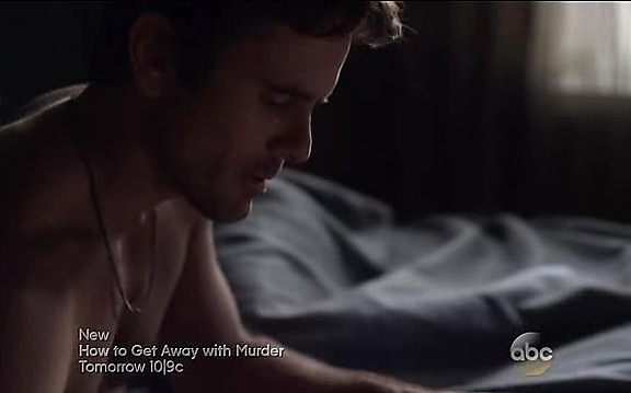 Charles Esten sexy shirtless scene October 20, 2014, 3pm