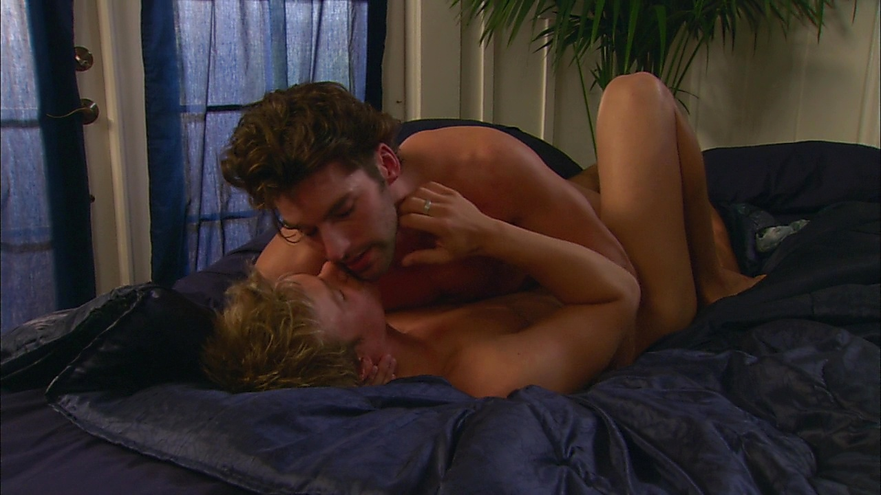 Charlie David sexy shirtless scene April 19, 2019, 10am