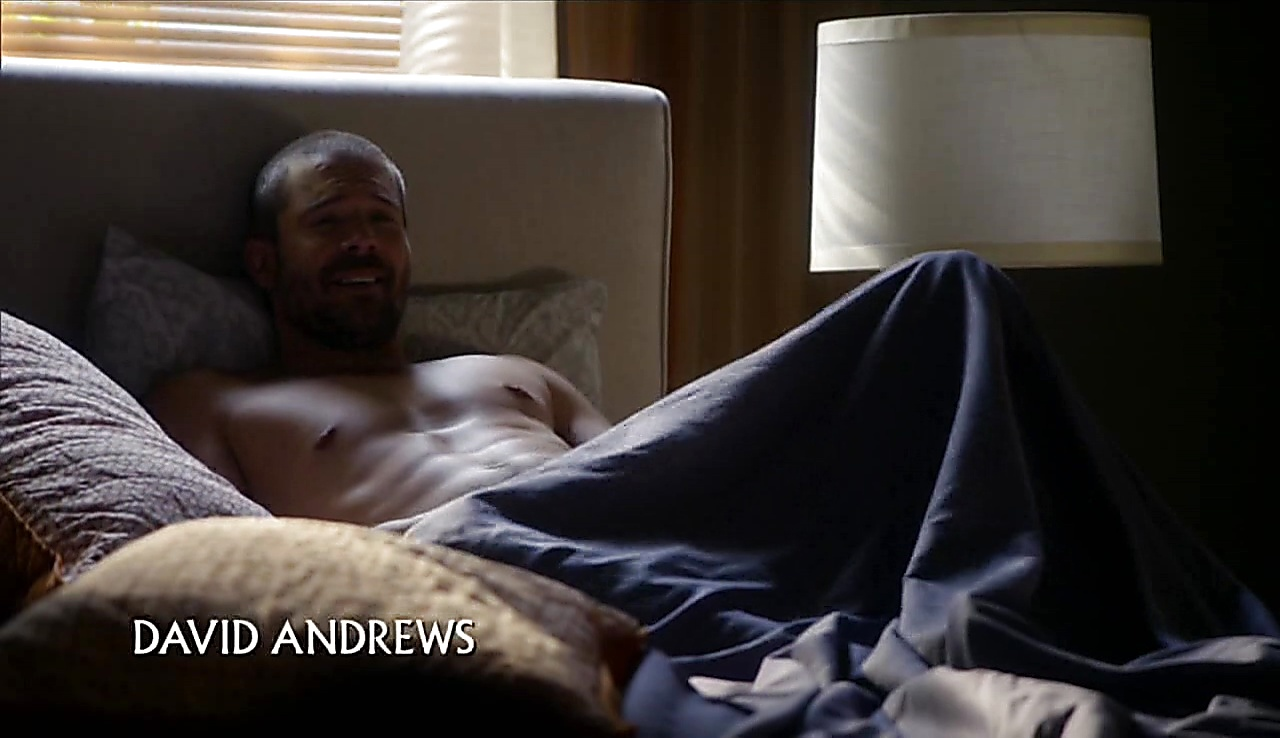 Charlie Weber sexy shirtless scene October 27, 2017, 12pm