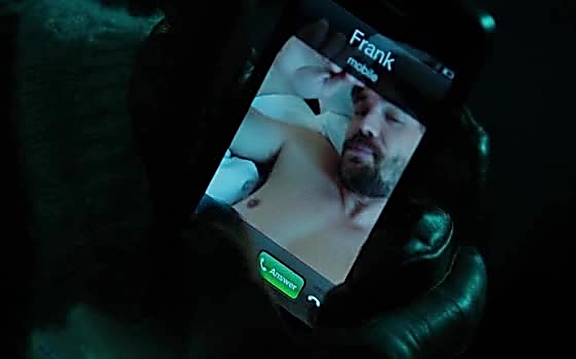 Charlie Weber sexy shirtless scene September 29, 2014, 4pm