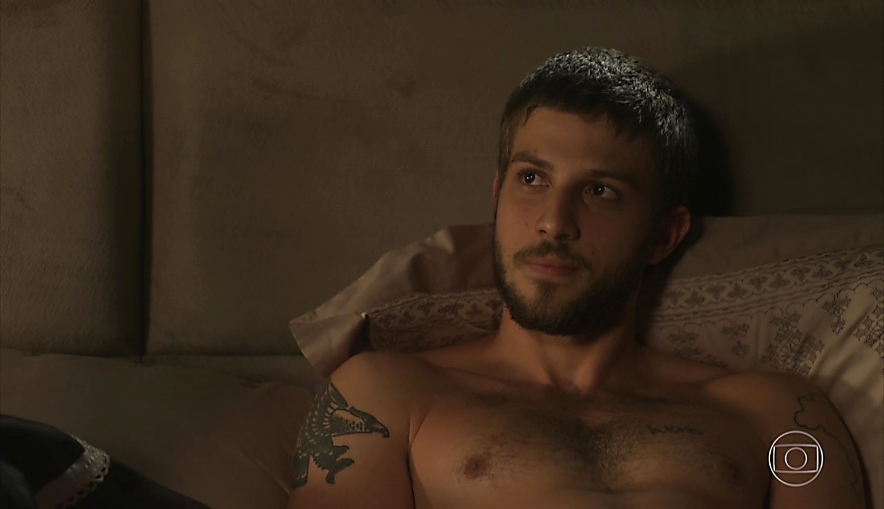 Chay Suede sexy shirtless scene May 29, 2018, 12pm