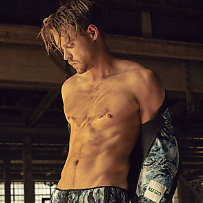 Chord Overstreet latest sexy shirtless October 8, 2019, 6pm